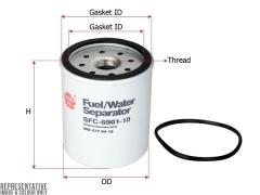 Топливный сепаратор SAKURA SFC690110