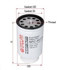 Топливный сепаратор SAKURA SFC55170