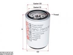 Топливный сепаратор SAKURA SFC791230