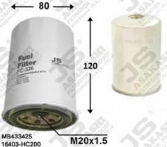Фильтр топливный JS ASAKASHI FC326J