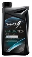WOLF OFFICIALTECH ATF D VI