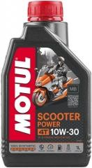 MOTUL SCOOTER POWER 4T 10W-30 MB