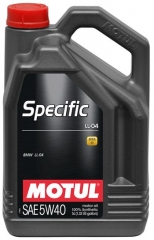 MOTUL SPECIFIC LL-04 5W-40