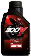 MOTUL 300V FACTORY LINE ROAD RACING 5W-30