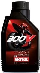 MOTUL 300V FACTORY LINE ROAD RACING 15W-50