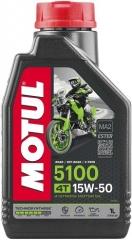 MOTUL 5100 4T 15W-50