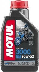 MOTUL 3000 4T 20W-50