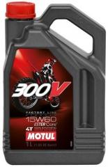 MOTUL 300V FACTORY LINE OFF ROAD 15W-60