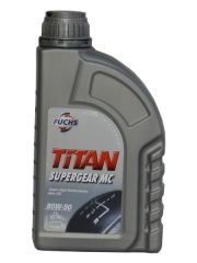 FUCHS TITAN SUPERGEAR MC 80W-90