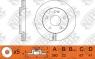 Диск тормозной NIBK RN1108V