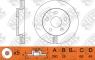 Диск тормозной NIBK RN1180V
