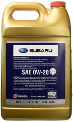 SUBARU MOTOR OIL 0W-20 (SOA427V1315,SOA427V1310)