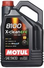 MOTUL 8100 X-CLEAN EFE 5W-30