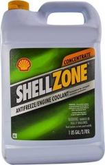 Антифриз SHELL SHELLZONE Концентрат Зеленый G11