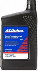 ACDelco Manual Transmission And Transfer Case Fluid 104033