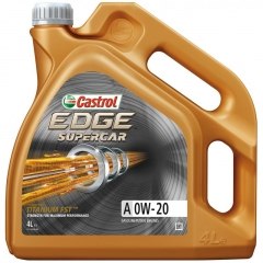 CASTROL EDGE SUPERCAR A 0W-20