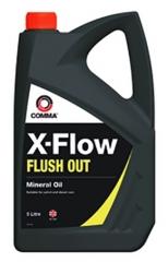 COMMA X-FLOW FLUSH OUT