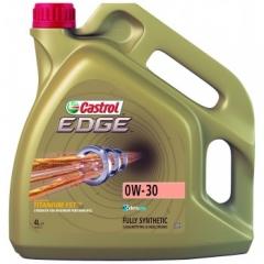 CASTROL EDGE TITANIUM FST 0W-30 A3/B4