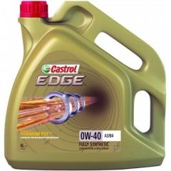 CASTROL EDGE TITANIUM FST 0W-40 A3/B4