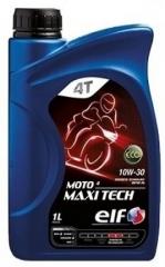 ELF MOTO 4 MAXI TECH 10W-30