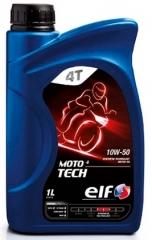 ELF MOTO 4 TECH 10W-50