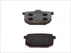 Колодки тормозные мото FERODO FDB182P
