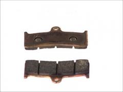 Колодки тормозные мото FERODO FDB2036ST