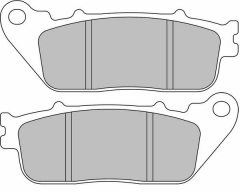 Колодки тормозные мото FERODO FDB2253ST