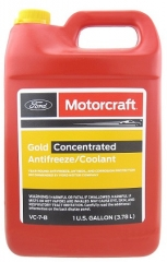 Антифриз FORD Motorcraft Gold Concentrated -74°C (VC7B)