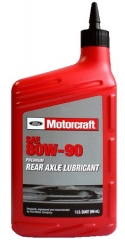 FORD Motorcraft 80W-90 Premium Rear Axle Oil (XY80W90QL)