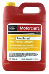 Антифриз FORD Motorcraft Gold Prediluted -37°C (VC7DILB)