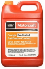Антифриз FORD Motorcraft Orange Prediluted -37°C (VC3DILB)