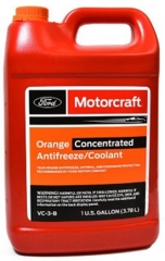 Антифриз FORD Motorcraft Orange Concentrated -74°C (VC3B)