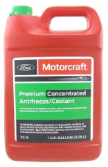 Антифриз FORD Motorcraft Premium Concentrated Green -74°C (VC5)