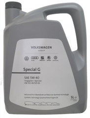 VAG SPECIAL G 5W-40 (G052502M2/M4)