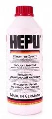 Антифриз HEPU G12 Красный Концентрат