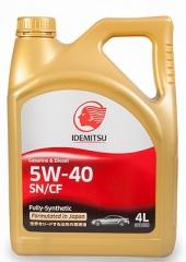 IDEMITSU 5W-40 SN/CF
