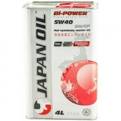 JAPAN OIL BI-POWER 5W-40