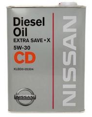 NISSAN DIESEL EXTRA SAVE-X 5W-30 CD KLBD005304