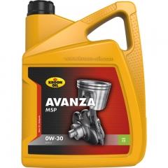 KROON OIL AVANZA MSP 0W-30