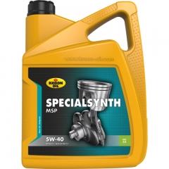 KROON OIL SPECIALSYNTH MSP 5W-40