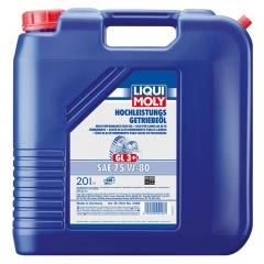 LIQUI MOLY GETRIEBEOL SAE 75W-80 GL3+
