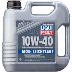 LIQUI MOLY МOS2 LEICHTLAUF 10W-40