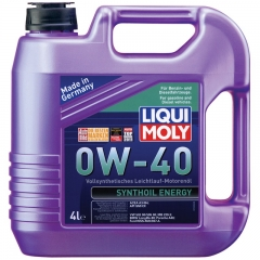 LIQUI MOLY SYNTHOIL ENERGY 0W-40