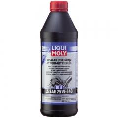 LIQUI MOLY VOLLSYNTHETISCHES HYPOID-GETRIEBEOIL (GL-5) LS 75W-140