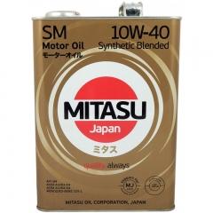 MITASU MOTOR OIL SM 10W-40