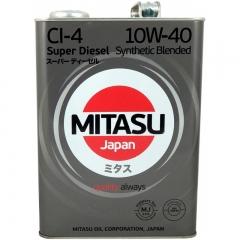 MITASU SUPER DIESEL CI-4 10W-40