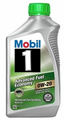 MOBIL 1 ADVANCED FULL SYNTHETIC 0W-20 USA