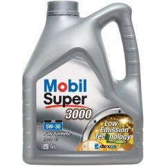 MOBIL SUPER 3000 XE 5W-30