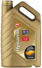 MOL DYNAMIC GOLD 5W-30